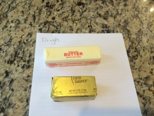 Dough Butter / Shortening
