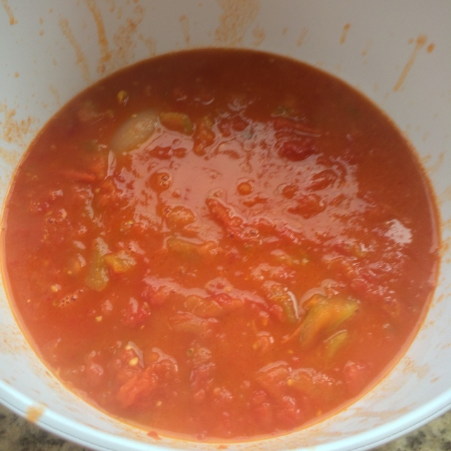Cooked Tomato Sauce